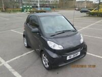 SMART CAR FORTWO FULL SERVICE HISTORY WITH UPGRADES