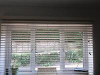 Wooden kitchen Blinds