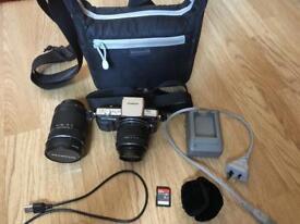 Olympus E-PM2 digital camera mint quality!!