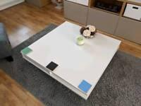 Tofteryd - Coffee Table - IKEA - gloss white