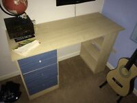 Desk for boy's bedroom