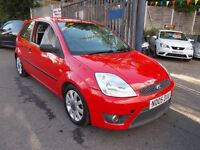 Ford Fiesta 1.6 Zetec S 3dr LADY OWNED VERY ECONOMICAL 05/05