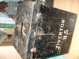 Original ballot box