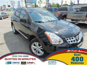 2013 Nissan Rogue SV | BACKUP CAM | HEATED SEATS | BLUETOOTH