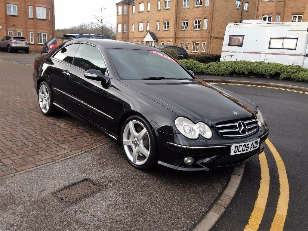 mercedes clk 320 cdi sport amg kit 7 g tronic automatic fully loaded 2005 05 plate in. Black Bedroom Furniture Sets. Home Design Ideas