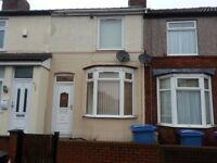 2 Bed Terrace House Albany Road L9 £475pcm
