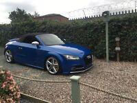 Audi TTS convertible quattro HPI & Finance clear NOT TTRS, M3, S5, RS4 Modified,TT