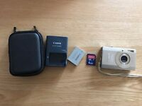 Canon Digital IXUS 90 IS Compact Camera - Silver