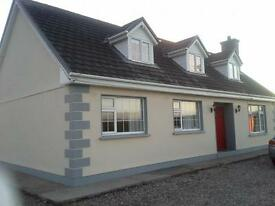 Detached 5 Bed House on 1/2 acre in Ardmore Co Waterford IRELAND