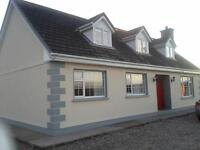 Detached 5 Bed Hse on 1/2 acre in Ardmore Co Waterford IRELAND