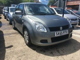 2005 SUZUKI SWIFT GL 1.3L