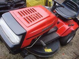 for sale garden tractor mtd lawnflite model 604 full working ready to go