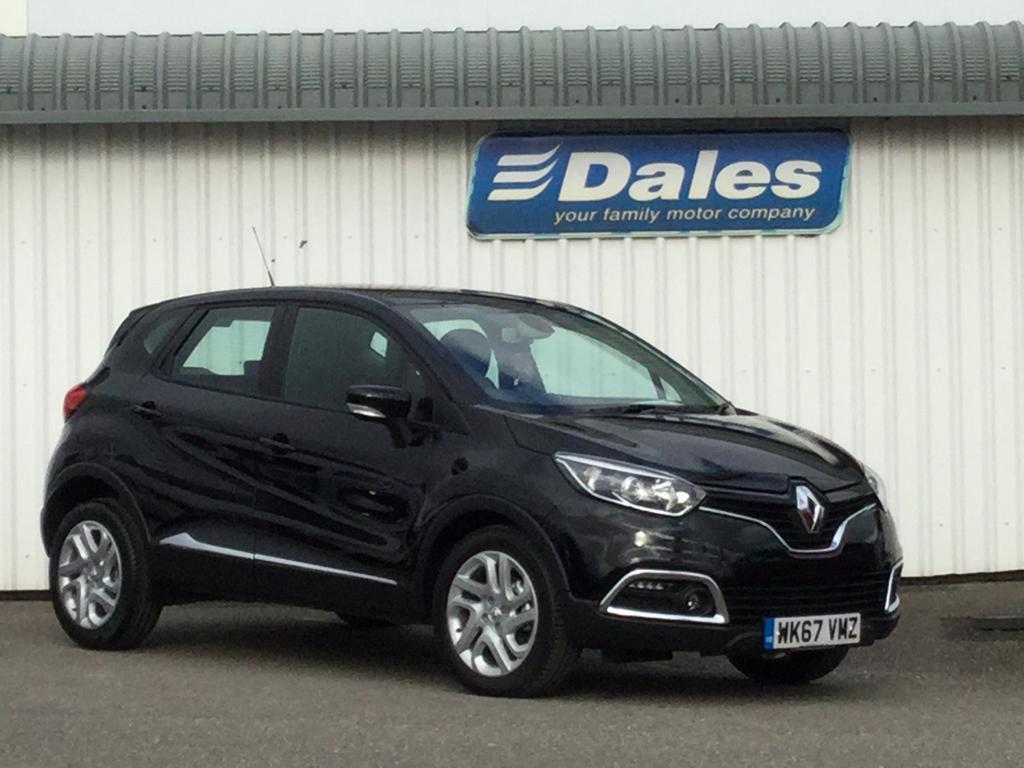 renault captur 1 5 dci 90 dynamique nav 5dr diamond black 2017 in newquay cornwall gumtree. Black Bedroom Furniture Sets. Home Design Ideas