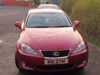 Lexus is 220d 2.2 diesel 2007