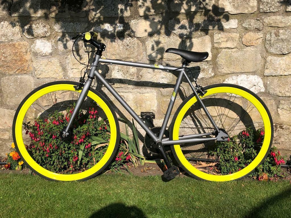 Muddyfox Single speed Fixie Bike 28 wheels | in