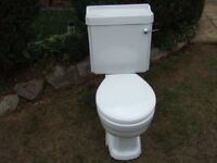 Used toilet but in really good condition, 3 yrs old. Would be ideal for flat or house renovation.