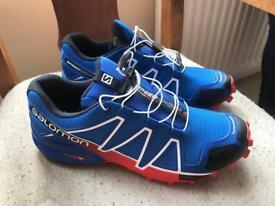 Salomon Speedcross 4 Trainers Size Uk9