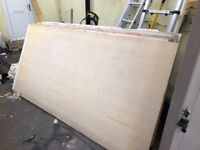 9 - 20/30mm insulation sheets 2400 x 1200 leftover from loft conversion