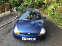 2009 Ford Ka 1.3 Style Climate - 12 Months Mot , No Advisory And Full service History