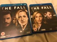 The Fall Blu Ray series 1 & 2