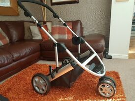 Mamas & papas zoom travel system excellant condition only 6 months old