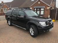 Nissan navara dci 2.5 die hard 4 limited edition 2007