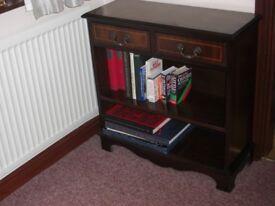 Small Mahogany Book Case