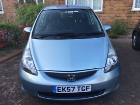 Honda jazz 2007 automatic 1.4