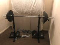 Marcy weights set