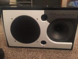 Wharfedale 3190 installation speakers