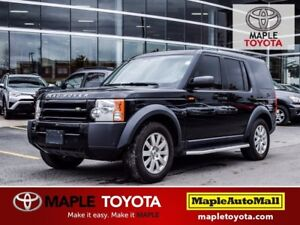 2006 Land Rover LR3 AS IS - V6 AWD LEATHER MOONROOF