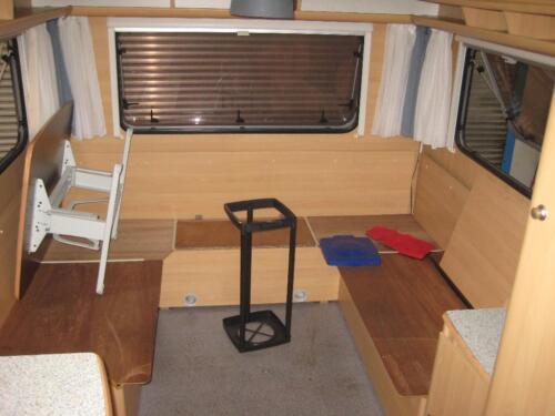 Wohnwagen Etagenbett Größe : Schlachte dethleffs wohnwagen etagenbett in sachsen markersbach