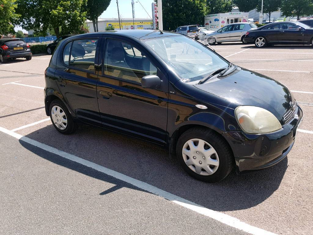 TOYOTA YARIS 1.0 GS 5 DOOR HATCH. FANTASTIC AND PERFECT DRIVE. TAX & 1 YEARS MOT
