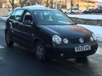 2003 VW POLO 1.4 SE * AUTOMATIC * 5 DOOR * MOT * PART EX WELCOME * DELIVERY *