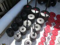 Vinyl weights 3 sets