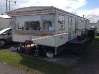 CARAVAN HIRE HAPPY DAYS HOLIDAY PARK TOWYN NORTH WALES