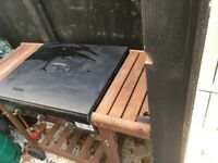 Patio Mate barbecue, useful for spare parts or restoration