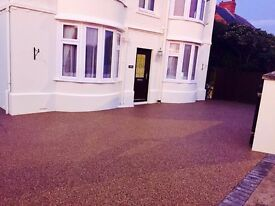 Resin Driveways, Patios and Paths - All areas covered