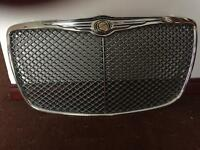 """Chrysler """"Startech"""" Bentley style front grill"""