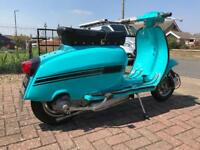 Lambretta GP dl 125 1969