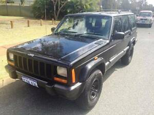 2000 Jeep Cherokee 4x4, 2 Months Rego Brentwood Melville Area Preview