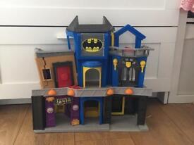 Imaginext Gotham city