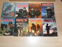 Falklands War Magazines and Books.