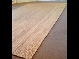 PENDING COLLECTION........RUG, XL FLAT WOVEN EXCELENT CONDITION