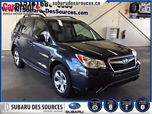 2014 Subaru Forester 2.5i at $162.96 / 2 Semaines