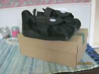 Mens Brand New Orthopaedic Cast Boots and Shoes Darco APB