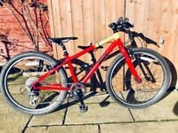 For Sale Junior Hoy Mountain Bike 24 inch immaculate condition was £360 accept £200.00