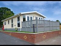 Luxury lodges for sale on Anglesey, fully residential homes, situated in Llanfechell near Cemaes Bay