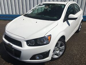 2015 Chevrolet Sonic LT *SUNROOF-HEATED SEATS*