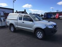 62 Toyota HiLux HL2 4x4 Extra Cab Pick Up